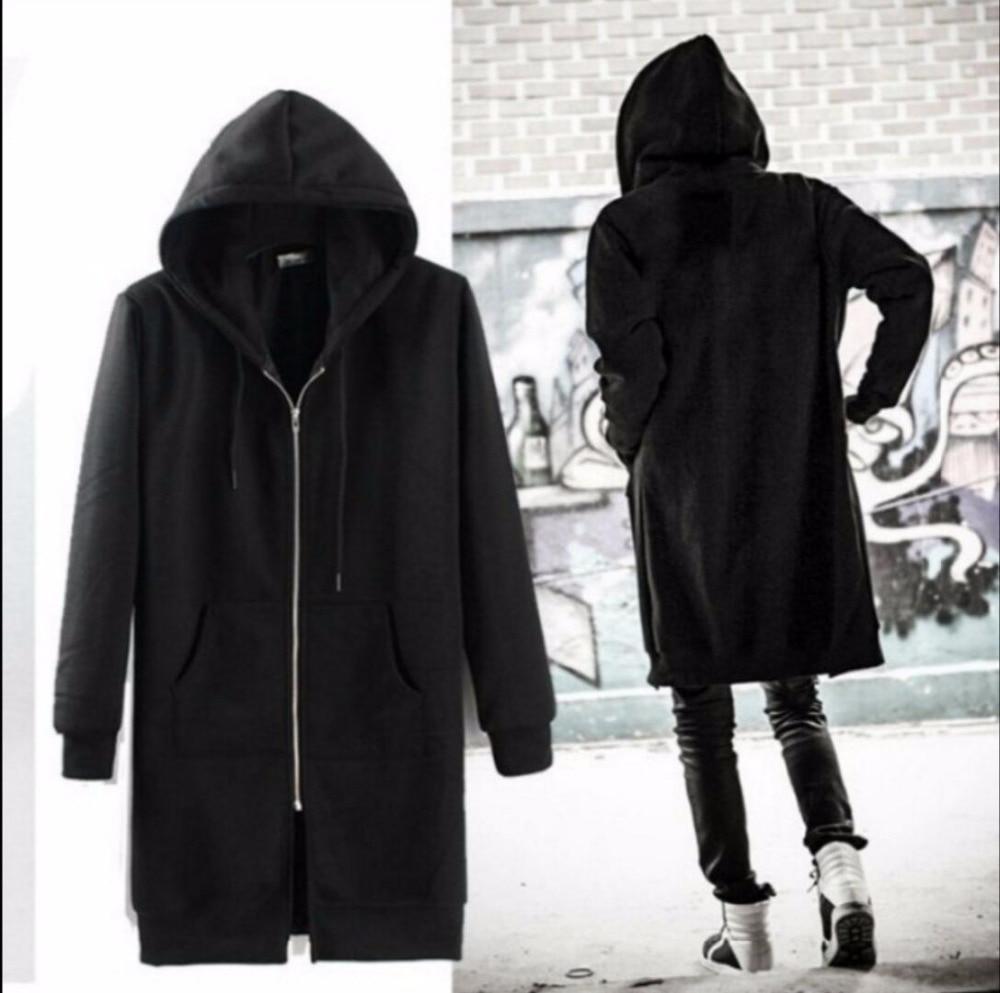 S 5XL весна и осень Новый мужской свитер длинная куртка с капюшоном, куртка с капюшоном в стиле casual ветровка пальто большие размеры женская од...