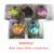 Lo nuevo Fidget Cubo Gen2 Juguete para Aliviar la Presión Contra El Estrés Aliviar El Juguete Cubo Mágico