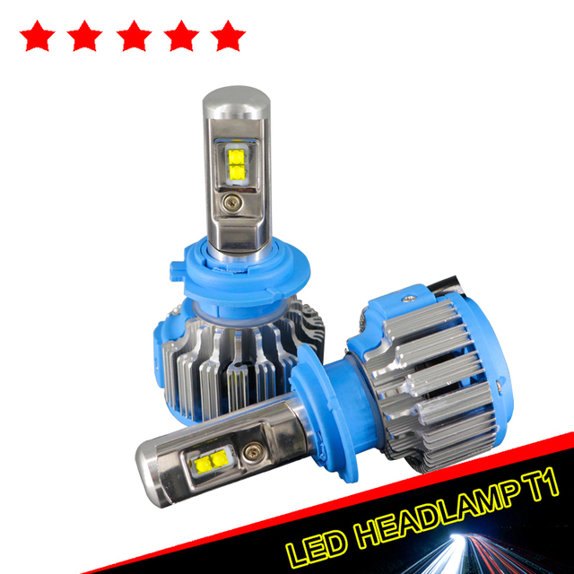 H7 Led Car Headlight 7000lm 35w Power Hb3 9005 H11 High Low Beam