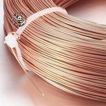 Алюминиевая проволока для изготовления ювелирных изделий 3 мм около 26 м/рулон