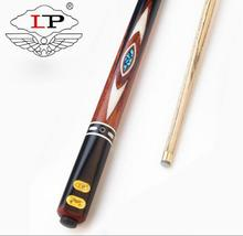 New Ash High-end Arrival Handmade LP One Piece Billiard Snooker Cue 3/4 Kit with Good Case 10mm Tip Stick