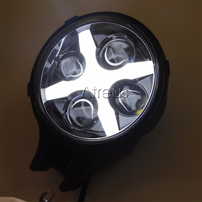 Auto svjetla Atreus 1X za Jeep 4x4 4WD Offroad pribor sa X kutnim - Svjetla automobila - Foto 5