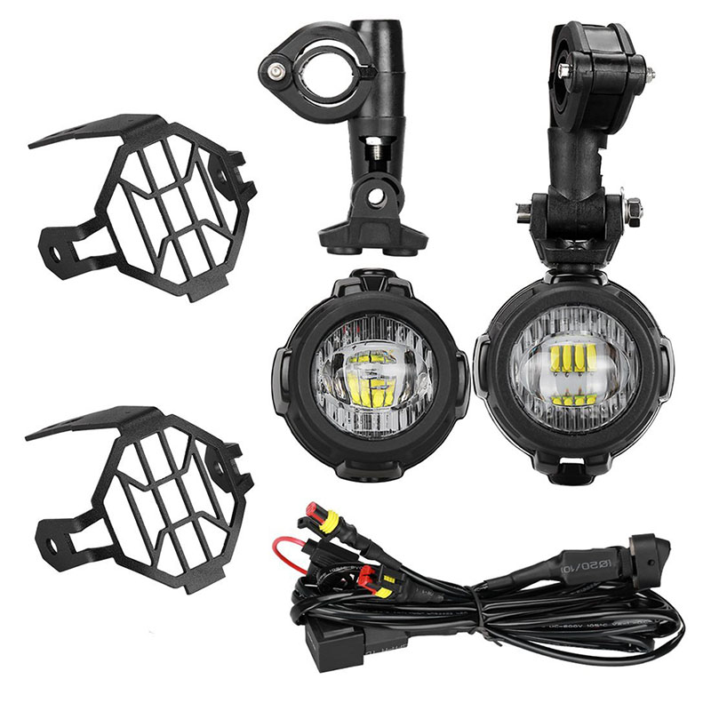 black-motorcycle-led-fog-light-for-bmw-r1200gs-adv-f800gs-f700gs-f650fs-40w-6000k-spot-driving-fog-lamps