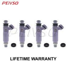 4x 195500-4060 BP6D-13-250A fuel injector for Mazda Miata 1.8L L4 2001~2005 chkk chkk car accessory 195500 4430 n3h1 13 250a fuel injector for mazda rx 8 1 3l l4 2004 2008
