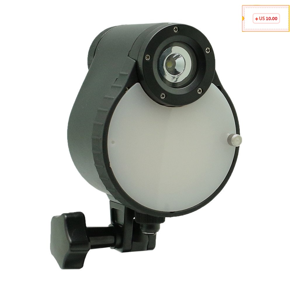 SeaFrogs ST-100 Waterproof Flash strobe for A6500 A6000 A7 II RX100 I/II/ III/IV/V underwater Camera Housings Diving Case