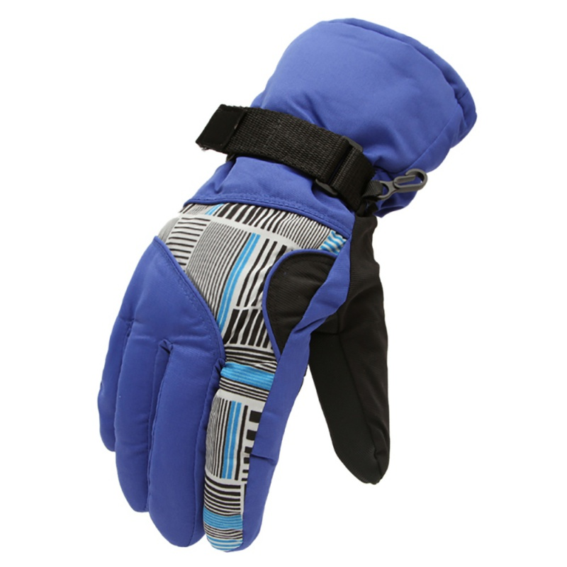 Men Ski Gloves Winter Warm Windproof Thermal Outdoor Sports Snowboard Skiing Gloves Winter Motorcycle Sports Gloves