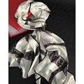 Кружева печатных 3 цвет выбрать Размер 65 СМ * 175 см длинный Шелковый платок жоржет сатин шелк шарф