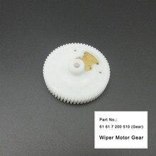 Редукторный двигатель стеклоочистителя для BMW X6/E71/E72/X внедорожник/X5 E70 61617200510 61, 61 7 194 029 лобового шестерни