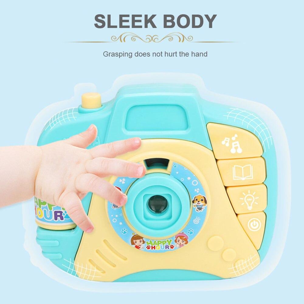 Проекционная камера история машина камера игрушка многоцветный электрический пластик музыка обучающая игрушка хобби исследование мульти-функциональный дети