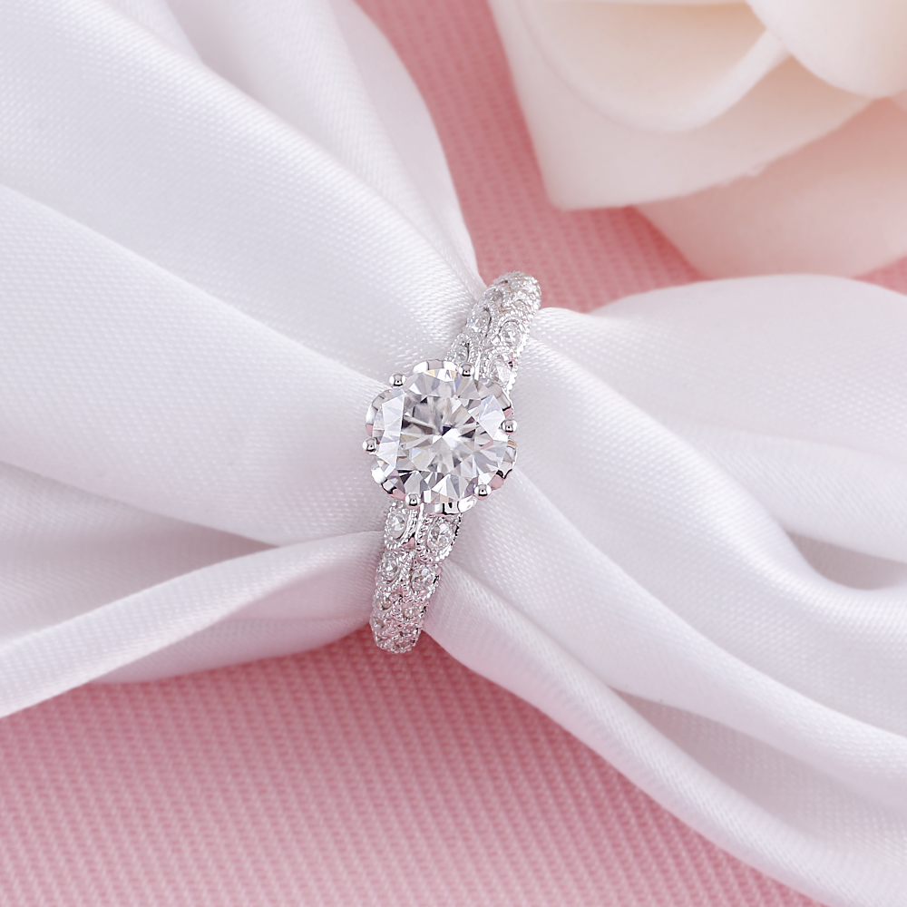 gold engagement ring for women (14)