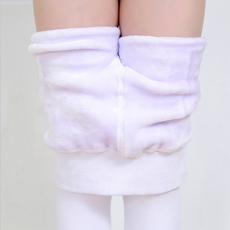 Velvet, Pantyhose, And, Cotton, Finishing, Crotch