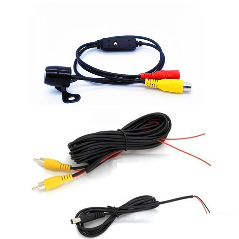 Car Rear View Reverse Parking Kit Back up Camera for Universal Car Backup Camera with Easy installation Night Vision