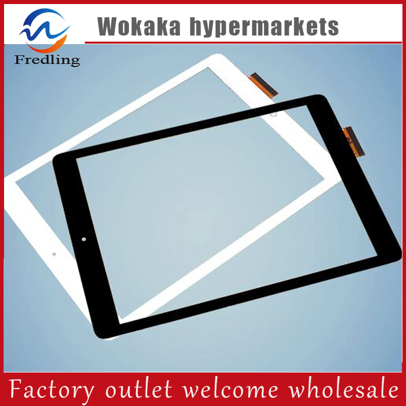 New For 9.7 inch Irbis TX97 Tablet touch screen panel Digitizer Glass Sensor replacement Free Shipping new touch screen capacitive screen panel digitizer glass sensor replacement for 7 inch irbis tz55 3g tablet free shipping
