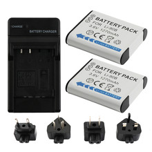 RP LI-90B LI 90B LI90B LI-92B Camera Battery+LCD USB Charger for Olympus XZ-2,SH-50,SH-1,SP-100,Tough TG-1,TG-2,TG-3,TG-4,TG L20