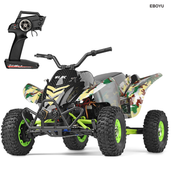WLToys 12428A 2.4Ghz 50KM/H Off-Road Vehicle Toy Radio Controlled Desert Moto 1/12 Proportion RC Car 4WD High Speed Race Car