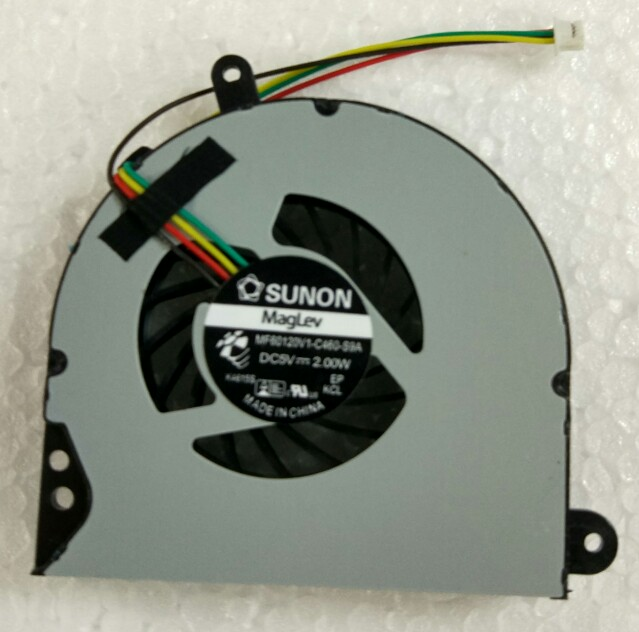 SSEA Wholesale New CPU Cooling Fan para HP Elitebook 8560p 8560w 8570p Probook 6570B Laptop CPU Fan 686311-001