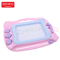 zhorya New Baby Marine Animal Color Magnetic Writing Painting Drawing Graffiti Kids Pre School Educational Learning Study Toy