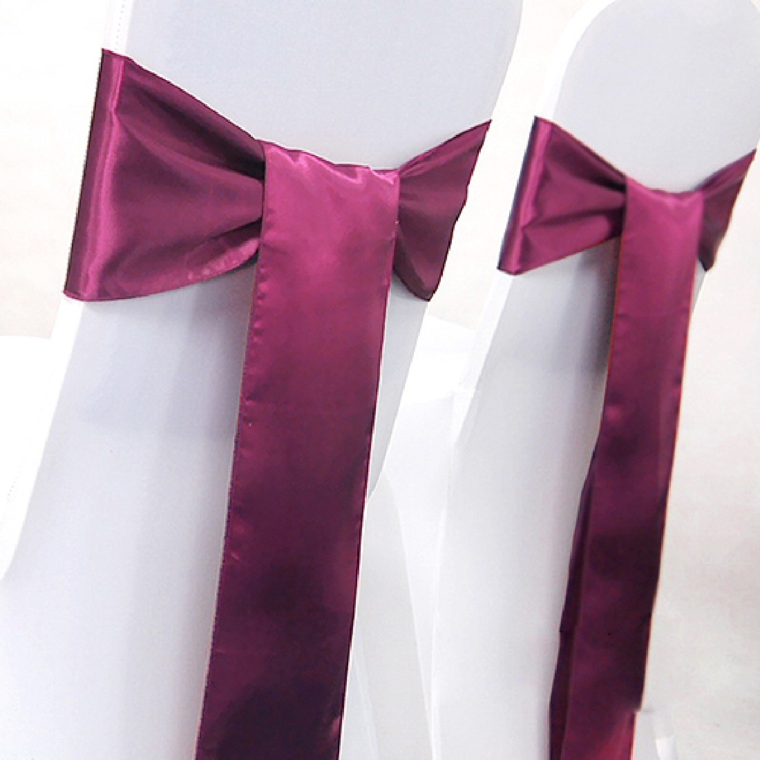 Chair Ribbon Decor Chair Decorations For Weddings Various