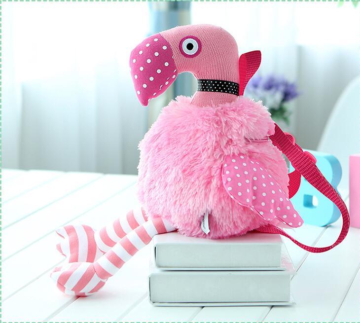 لطيف جدا الوردي الأطفال الفتيات أفخم - اللعب القطيفة