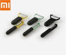Xiaomi youpin Kalar paring knife Kitchen Household High quality blade Stainless steel scraper multi-function fruit peeler(China)