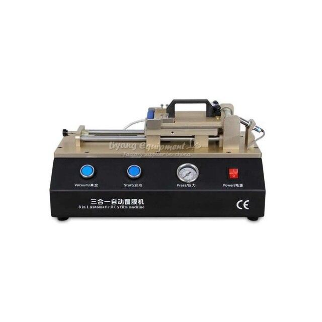 OCA film laminator LY 973 Build in pump for phone lcd repair