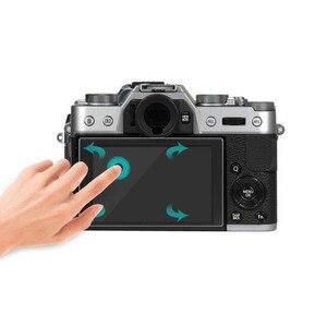 Image 2 - Gehärtetem Glas Screen Protector Film Für fujifilm X T10 X T20 X T30 X T100 X A2/A1/M1/E3 X30 XT10 xt20 xt30 xt100 XA2 XE3 Kamera