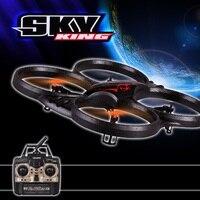 Büyük rc drone X39 2.4G Uzaktan Kumanda Quadcopter Orta Boy Köpüklü 6-axis ile Quadcopter Gyro UFO rc oyuncak için en iyi hediye vs X30
