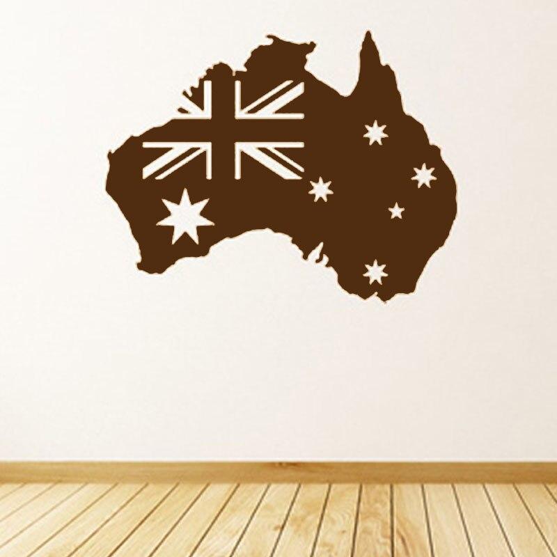 Online Get Cheap Australian Flag Stickers Aliexpresscom