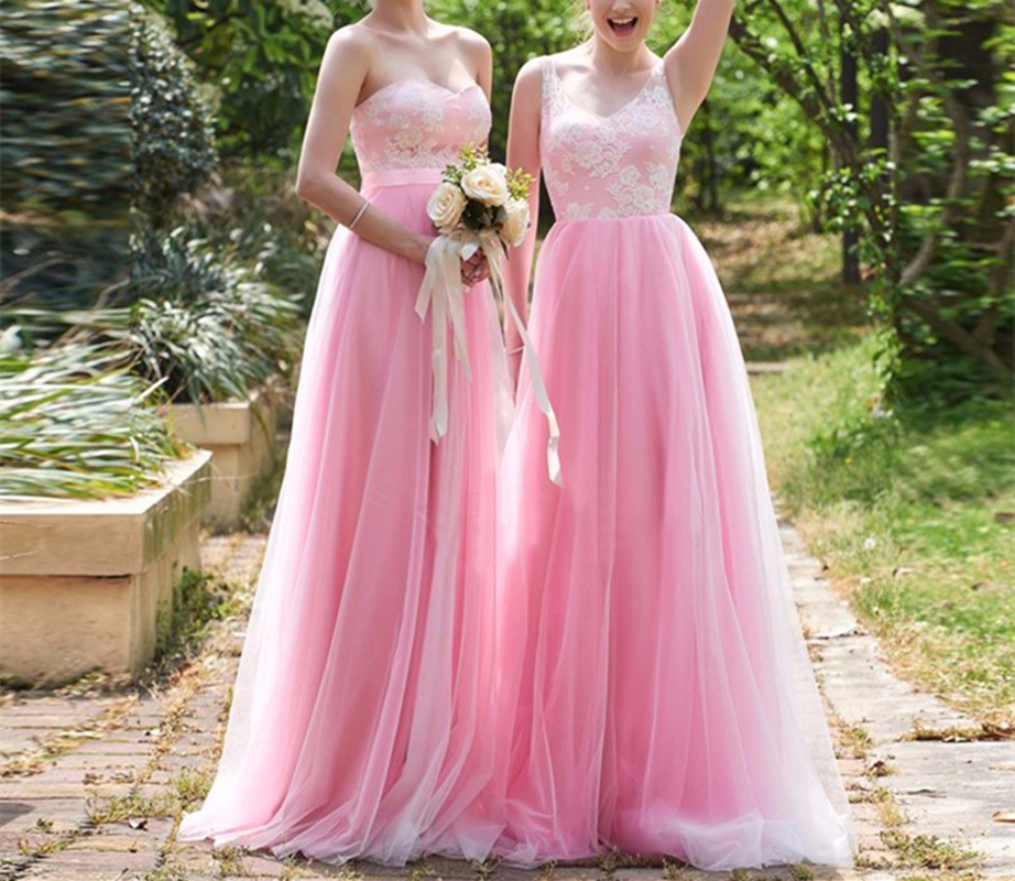Asombroso Antiguos Vestidos De Dama De Rosa Componente - Ideas de ...