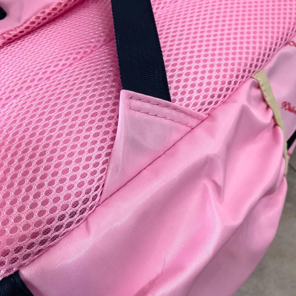 Women Bow Canvas Three-piece School Bag 40