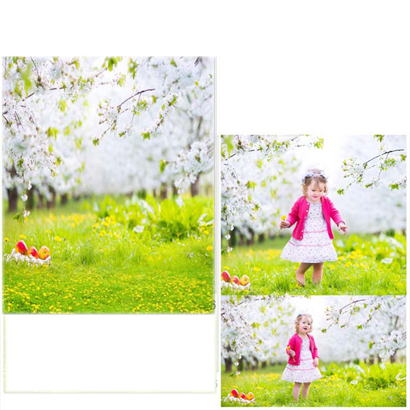 MEHOFOTO Flower Forest Vinyl Photography Background For Newborn New Material Polyester Backdrop For Children photo studio 1236 newborn photography background blue sky white clouds photo backdrop vinyl balloons scattered petals backgrounds for photo studio
