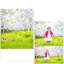 Mehofoto цветок лес винил фотографии Задний план для новорожденных новый Материал полиэстер фон для детей фотостудия 1236