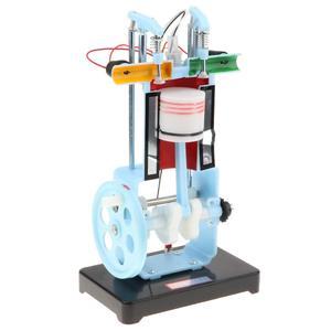 Детские игрушки с двигателем внутреннего сгорания, экспериментальные учебные пособия, научные развивающие игрушки, подарок на день рожден...