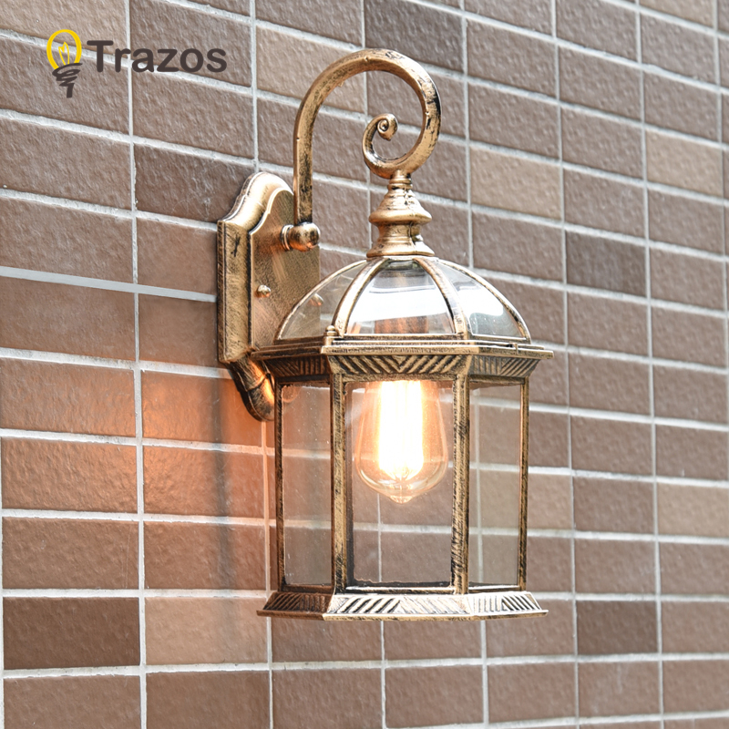 TRAZOS Decor LED Wall Lamp Colorful Wall Sconce For Living Room Kicthen Applique murale luminaire Bathroom Light Home Lighting цена 2017