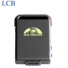 EL BARCO RUSO Coban TK102B TK102-2 Perseguidor En Tiempo Real GSM GPRS GPS Del Vehículo de La Motocicleta Del Coche GPS Perseguidor Personal de los niños