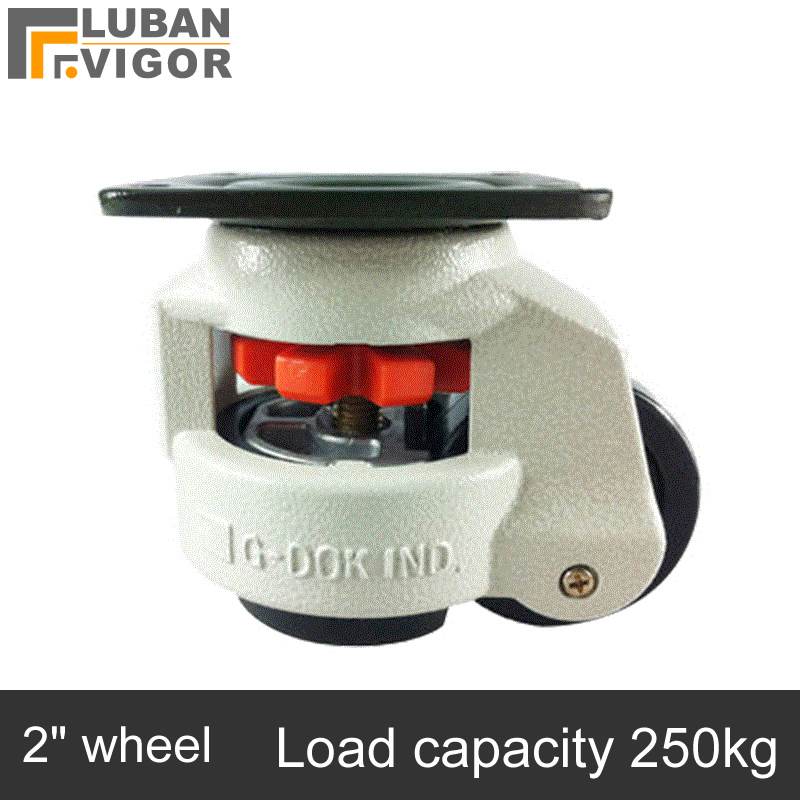 Level adjustment wheel/Casters,GD-60F flat support, forHeavy equipment ,Industrial castersLevel adjustment wheel/Casters,GD-60F flat support, forHeavy equipment ,Industrial casters