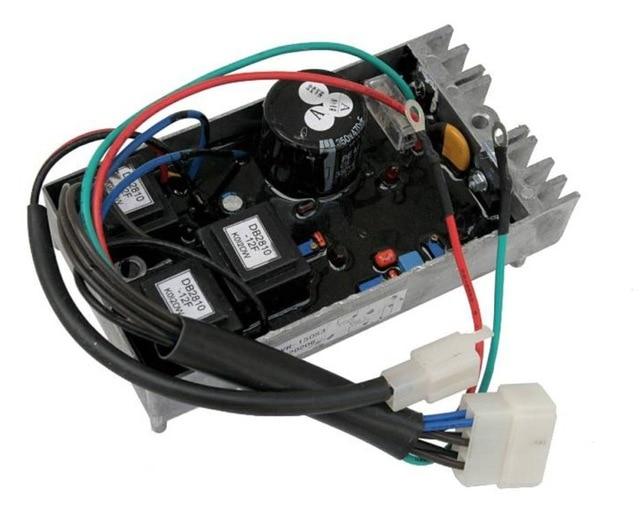 KIPOR,KI-DAVR-150S3,PLY AVR 150S3 automatic voltage regulator, general diesel generator parts,good quality generator avr automatic voltage regulator davr 150s3
