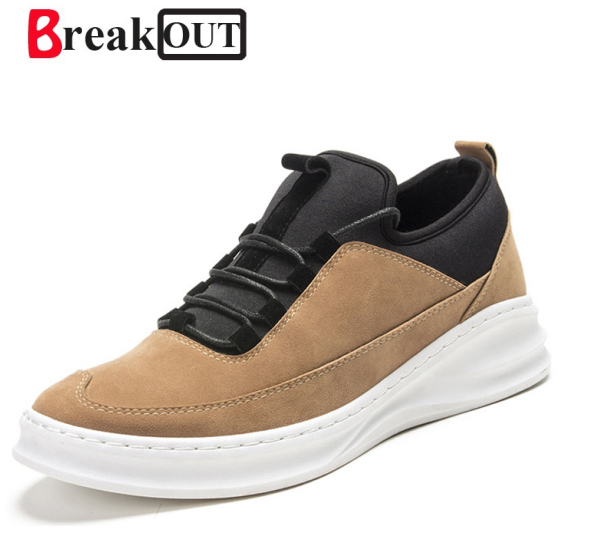 Break Out free shipping canvas mens loafers black blue khaki color cloth patchwork leisure canvas shoes for mans cool walk shoes