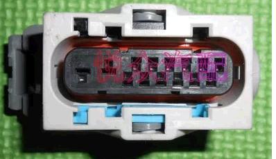 Automotive original plug / import connector / harness connector original 6609122 3 connector