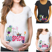 Easter Pregnancy Announcement T Shirt