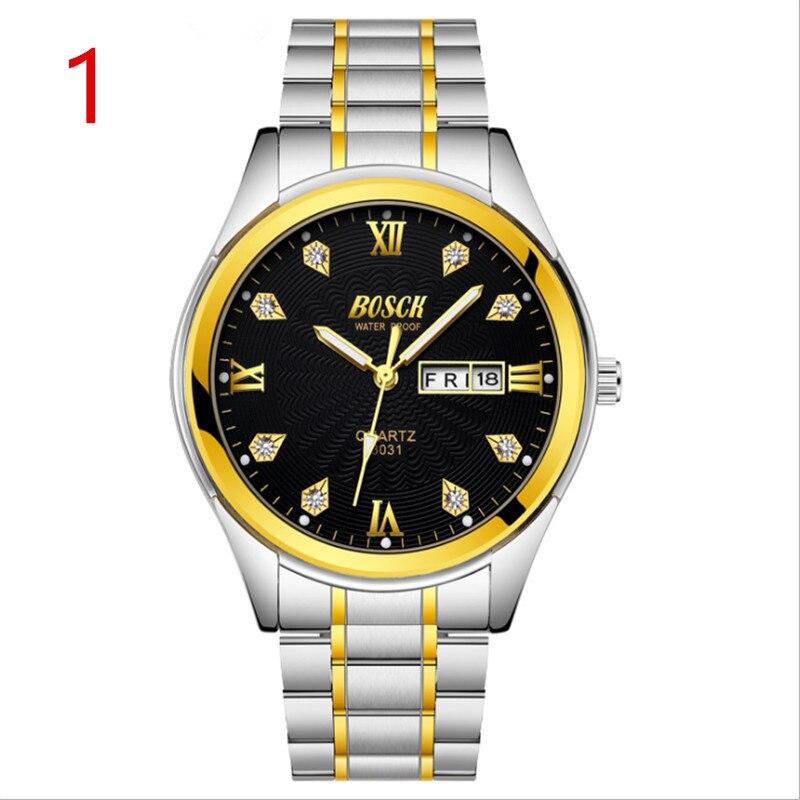 Men's outdoor sports quartz watch, casual fashion 98