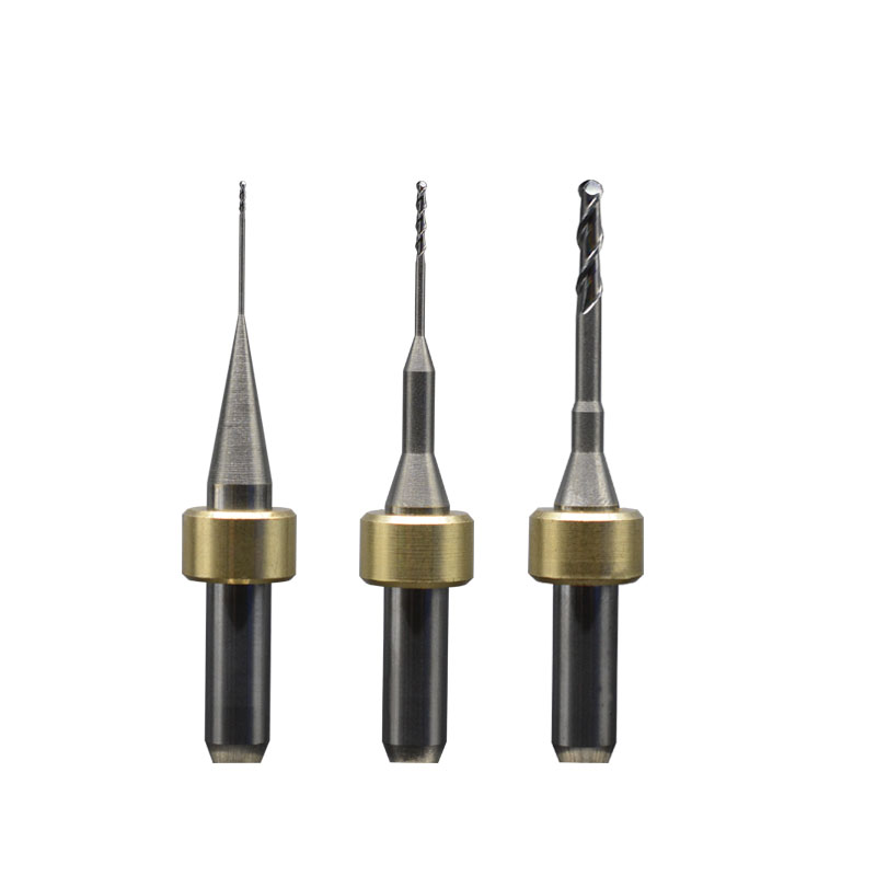 Imes-icore 350/550/750  CAD/CAM Burs Length=50mm Shank 6mm Dental Milling Cutters Zirconia/pmma/wax Block End Mills