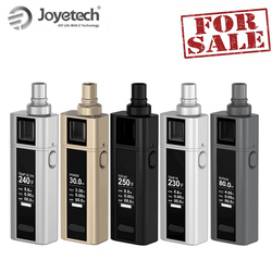 Hot! Original Joyetech Cuboid Mini Kit 80W 2400mah Battery 5ML Atomizer Capacity Temperature Control Spiral Mouthpiece on Sale