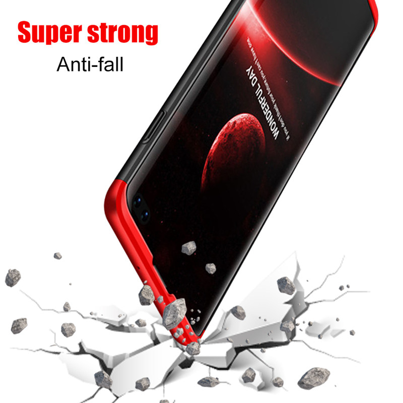 360 Degree Hard PC Full Protection Case For Samsung s10 Luxury Armor Shockproof Cover For Samsung Galaxy S10 Plus Lite S10E Case (17)