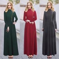 2016 Winter Women Long Coat Maxi Dress Wool X Long Coats Fashion Coat Autumn Winter Female