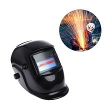 Pro Solar Auto Darkening Welding Helmet Mask Arc Tig Mig Grinding Welder Cap Safety Goggles