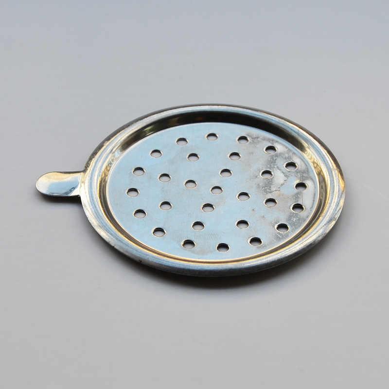 1 stücke Metall Bildschirme Holzkohle Halter Für Wasser Rauchen Shisha Shisha Zubehör Chicha Narguile Muster Zufällig