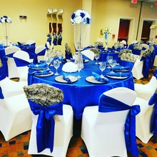 10pcs/Lot Silver Wedding Main Table Center Decoration Tall 32 Diameter 8 Lamb Kidney Road Lead