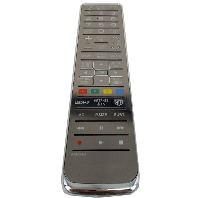 New FOR SAMSUNG 3D SMART TV REMOTE CONTROL BN59-01054A Replace BN59-01051A  ferr shipping free shipping