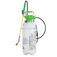 5L 8L Garden Pressure Sprayer Knapsack Weedkiller Chemical Fence Water Spray Bottle free shipping